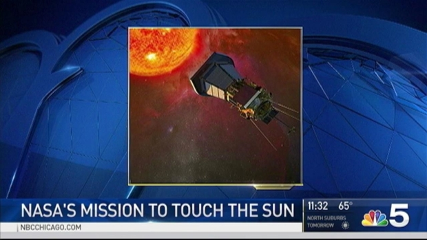 [CHI] NASA Renames Mission to Sun After U of C's Eugene Parker