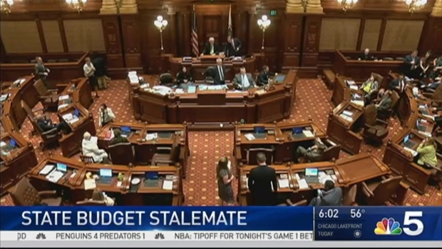 [CHI] 700 Days: Ill. Lawmakers Once Again Fail to OK Budget
