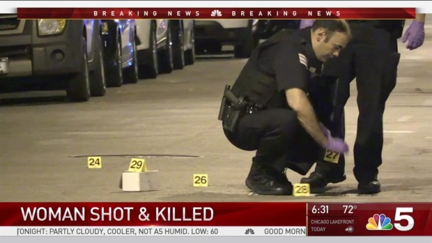 [CHI] Woman Fatally Shot in Streeterville