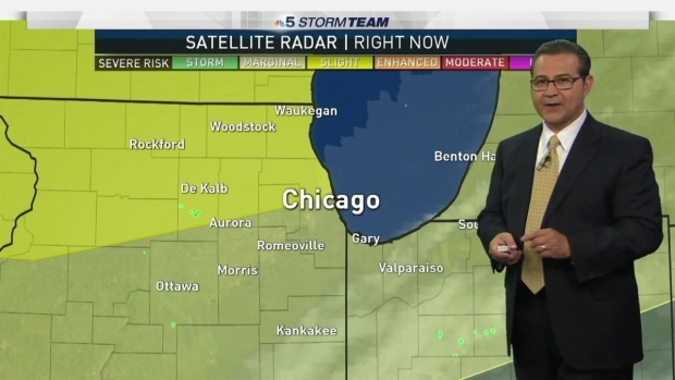 [CHI] Forecast: Hot & Humid
