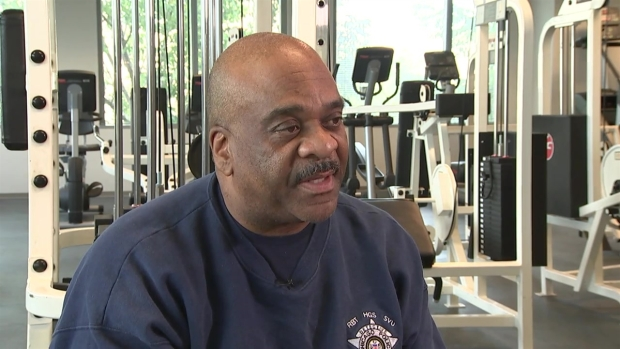 Johnson Reveals the Impact His Health Journey Has Had on Fellow Officers