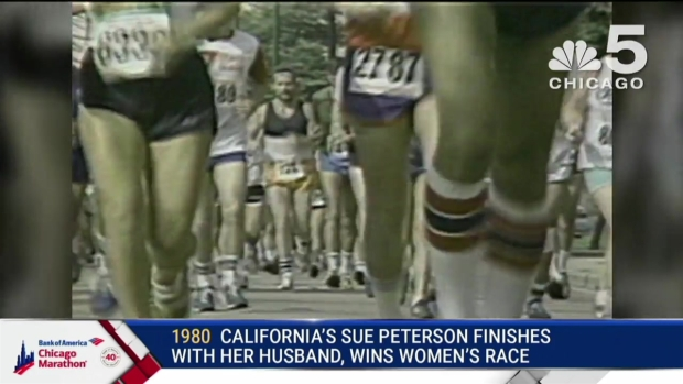 This Year in Bank of America Chicago Marathon History: 1980