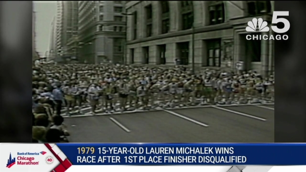This Year in Bank of America Chicago Marathon History: 1979