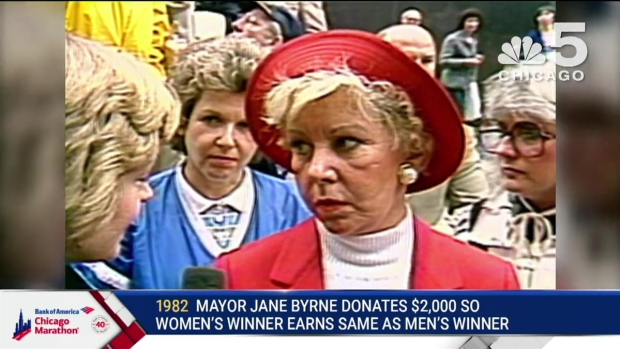 This Year in Bank of America Chicago Marathon History: 1982