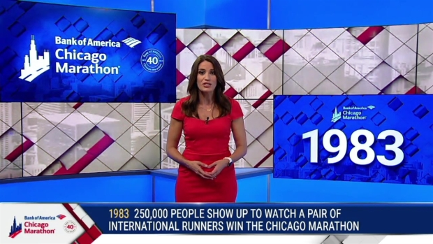 This Year in Bank of America Chicago Marathon History: 1983