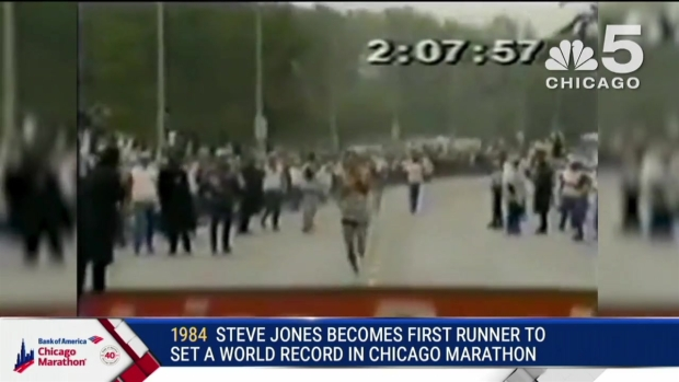 This Year in Bank of America Chicago Marathon History: 1984