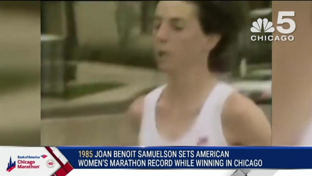 This Year in Bank of America Chicago Marathon History: 1985