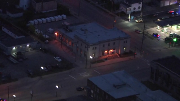 [CHI] Possible Pipe-Bomb Explosion Reported in East Chicago, Indiana