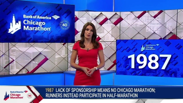 This Year in Bank of America Chicago Marathon History: 1987