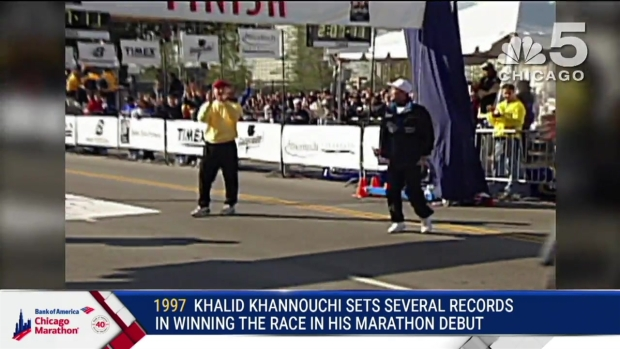 This Year in Bank of America Chicago Marathon History: 1997