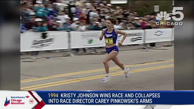 This Year in Bank of America Chicago Marathon History: 1994