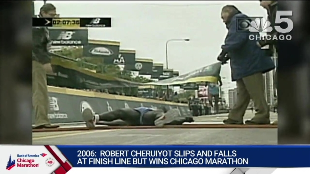 This Year in Bank of America Chicago Marathon History: 2006