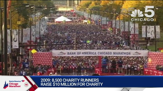 This Year in Bank of America Chicago Marathon History: 2009