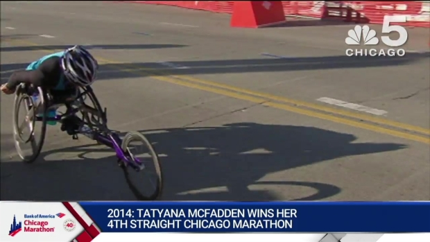 This Year in Bank of America Chicago Marathon History: 2014