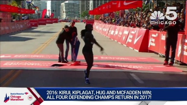 This Year in Bank of America Chicago Marathon History: 2016