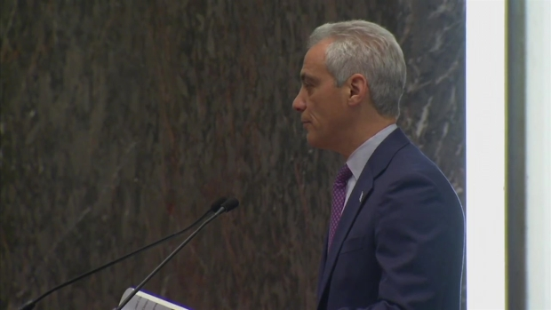 [CHI] Emanuel Delivers Budget Address