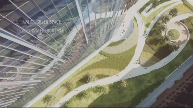 150 N. Riverside: 2017 Chicago Innovation Awards Winner