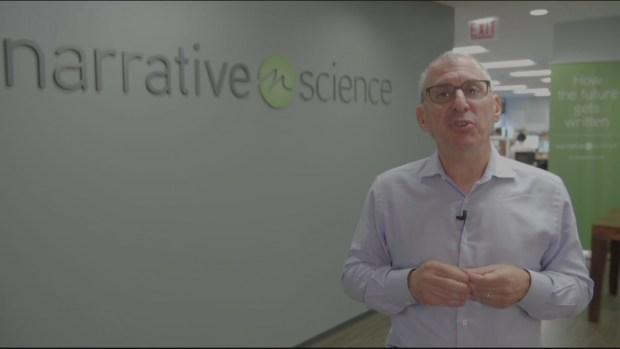 Narrative Science: 2017 Chicago Innovation Awards