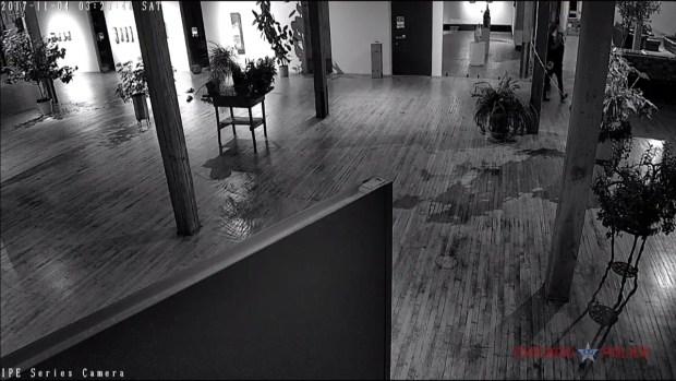 [CHI] Police Release Video of Bridgeport Art Center Burglary