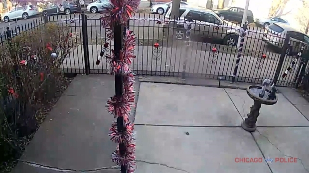 [CHI] Video Released of Man Who Robbed 91-Year-Old Chicago Woman