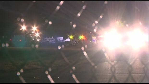 [CHI] 4 Injured After Plane Crashes in Rockford: Authorities