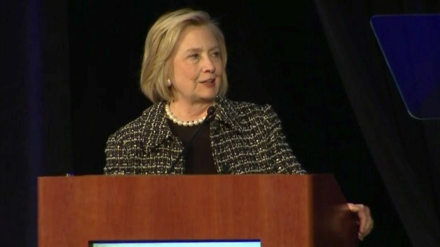 Watch: Hillary Clinton Speaks at Ida B. Wells Legacy Committee (Part 2)