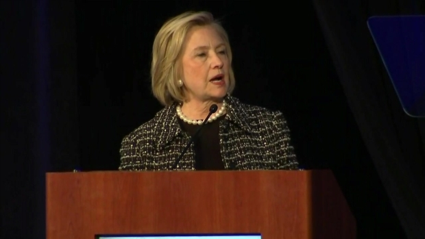 Watch: Hillary Clinton Speaks at Ida B. Wells Legacy Committee (Part 3)