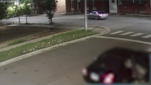 [CHI] Security Video Shows Drive-By Shooting Unfold; Gunman Sought