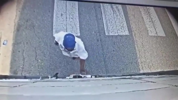 Rail Company Releases Videos of Alleged 'Bait Truck' Thefts