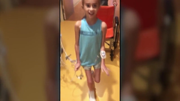 Girl Awaiting Heart Transplant Pleads For Visit From Drake