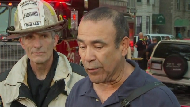 Chicago Fire Commissioner Speaks on Sunday's Fatal Fire