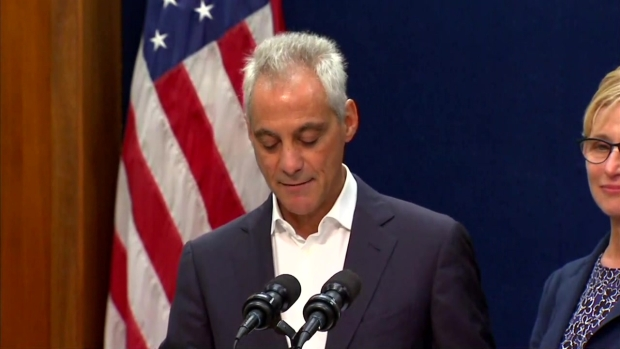Emanuel: 'This Has Been the Job of a Lifetime'
