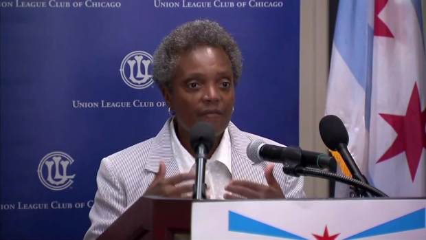 Lori Lightfoot on Emanuel: 'Time to Change the Page'