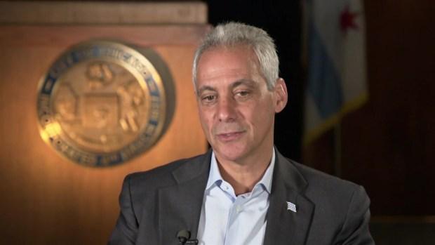 Rahm Emanuel on the Van Dyke Trial, Early Mayoral Polls