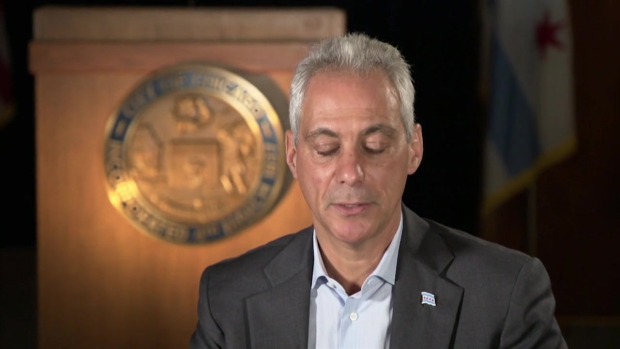 Does Rahm Emanuel See Politics in His Future?
