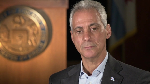 'The Joy of This Job and the Tear at Your Soul': Rahm Emanuel