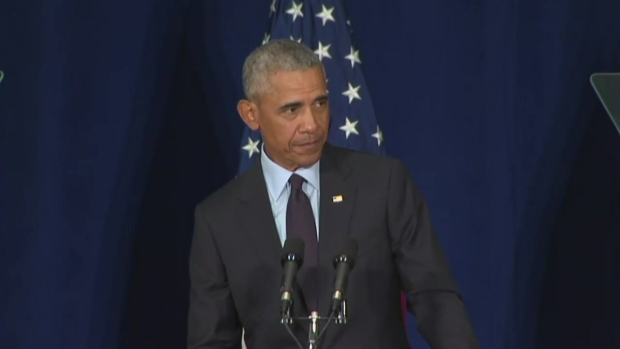 Obama: 'We're Supposed to Stand Up to Bullies'