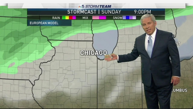 [CHI] Chicago Weather Forecast: Cooldown Ahead