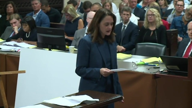 Van Dyke Closing Arguments: Prosecutors 2