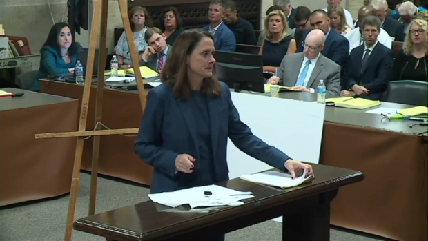 Van Dyke Closing Arguments: Prosecutors 3