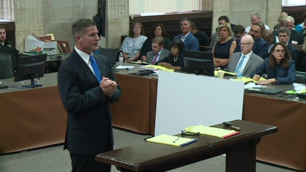 Van Dyke Closing Arguments: Defense 1