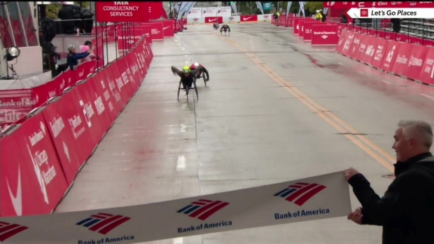 [CHI] Romanchuk on Chicago Marathon Win: 'Gave It All I Got'