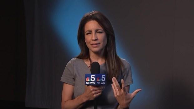 Marion Brooks Remembers NBC 5 Broadcaster Warner Saunders