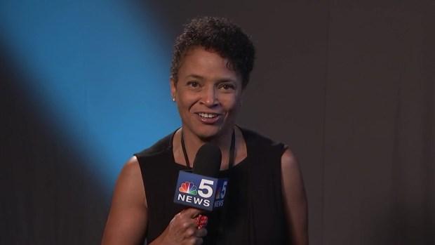 LeeAnn Trotter Remembers NBC 5 Broadcaster Warner Saunders
