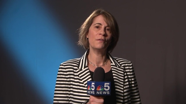Franci Feirstein Remembers NBC 5 Broadcaster Warner Saunders