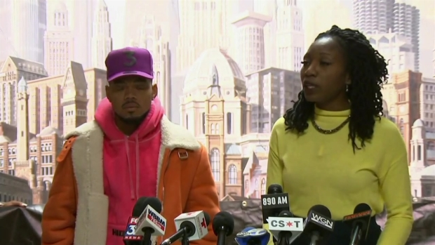 [CHI] 'Create the Chicago That We All Deserve': Amara Enyia Endorsed By Chance the Rapper