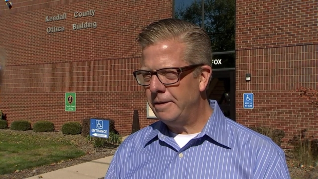 NBC 5 Interview With Rep. Randy Hultgren, Part 1