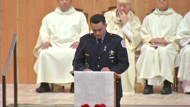 [CHI] 'A True Friend': Fellow Officer Remembers Fallen Hero Samuel Jimenez