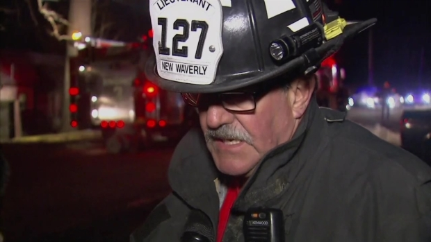 [CHI] Fire Official on Tragic Indiana Fire: 'It's Very Tough'