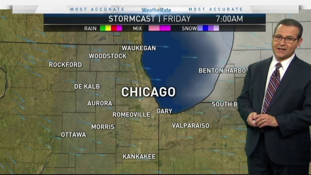 [CHI] Chicago Weather Forecast: Coldest Day So Far